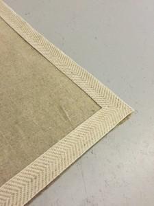 tufted rug border