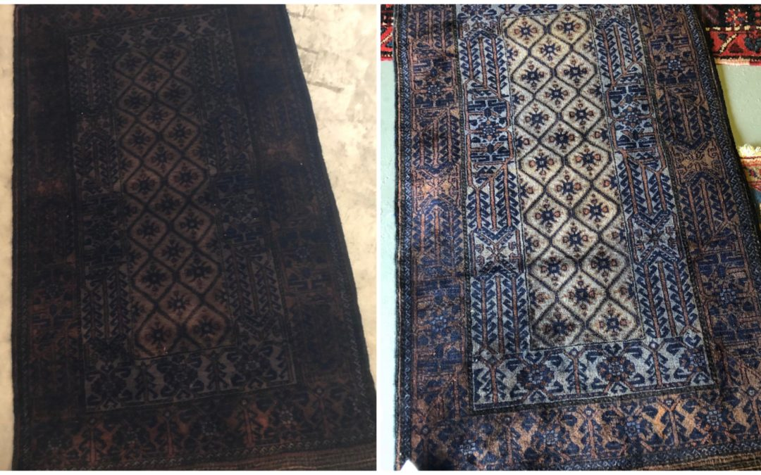 Why a Rug Should Not Be Cleaned in the Home