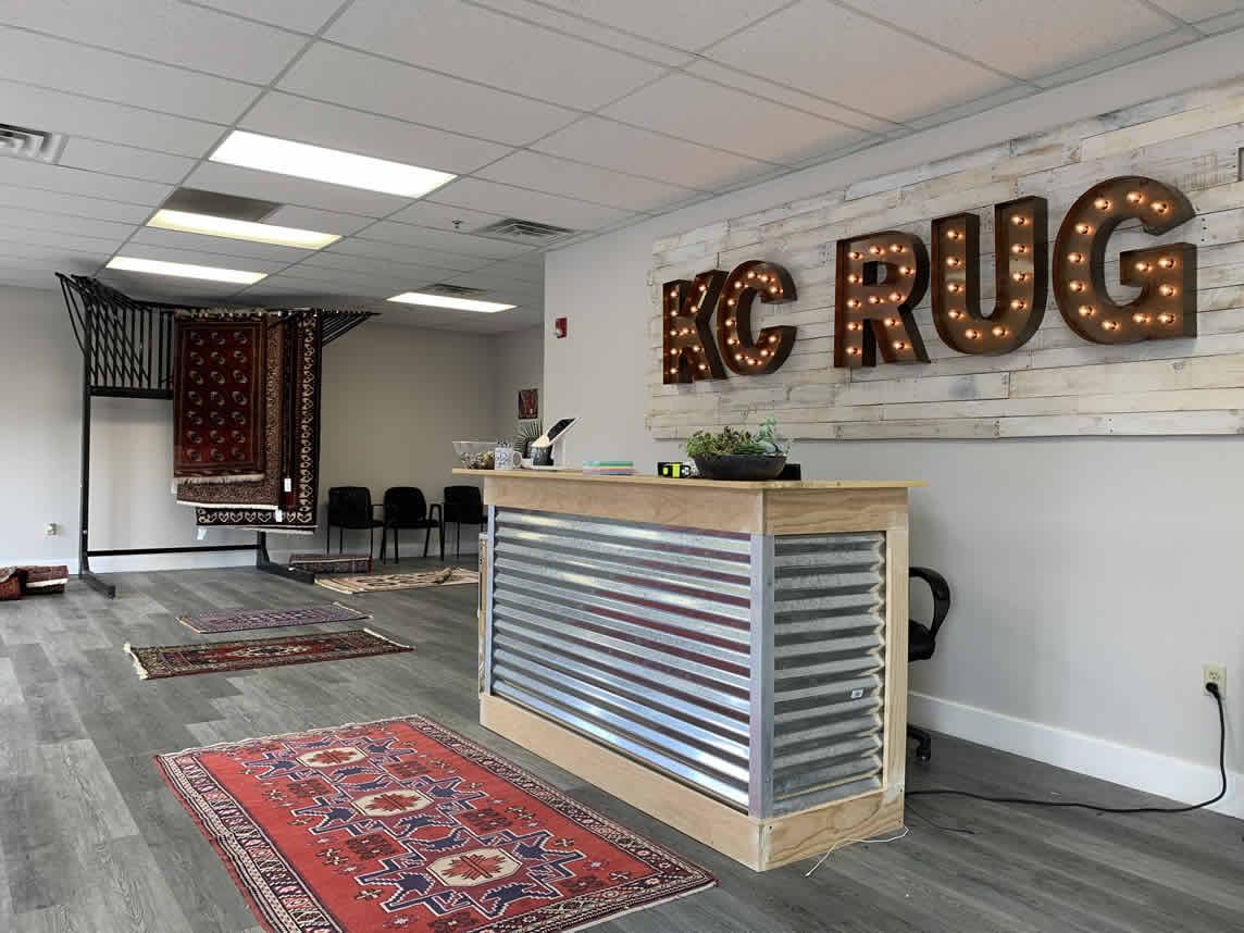 KC Rug lobby